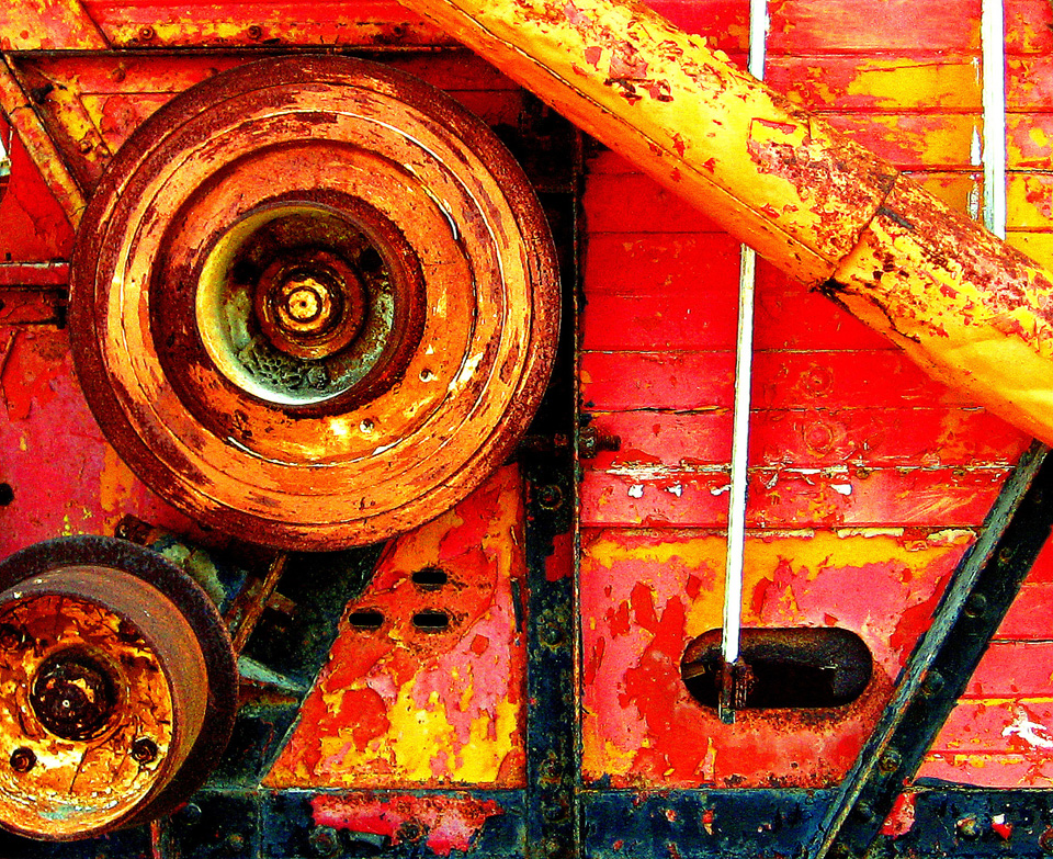 Rusty+Colour